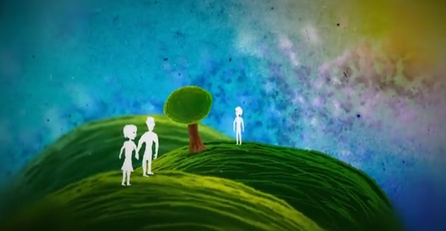 20140509fr-432hz-spiritual-music-animation