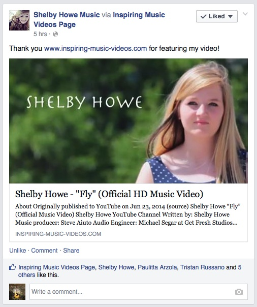 20140629su-shelby-howe-thank-you-note-to-inspiring-music-videos